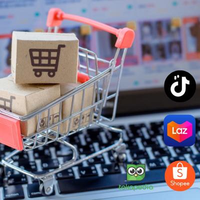 Jualan Via Marketplace